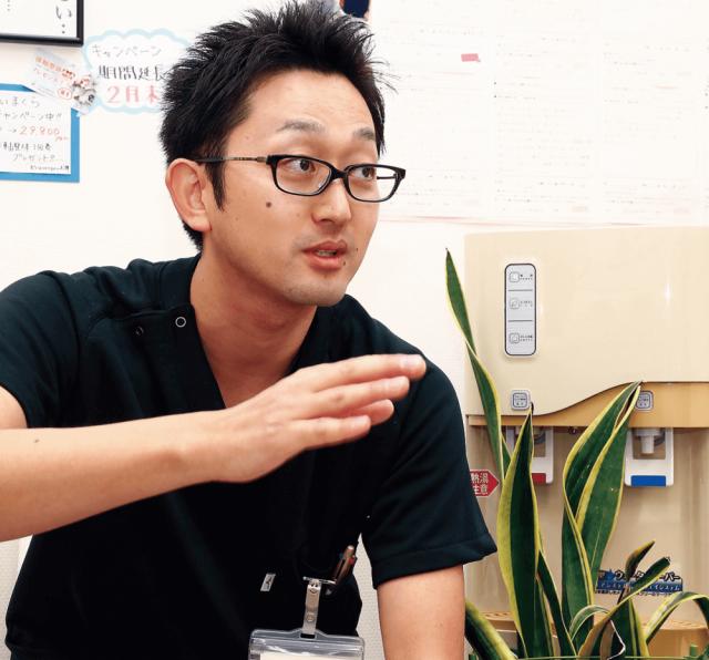 雑誌、メディアに多数掲載されている無痛整体のプロ 院長 山田雄大